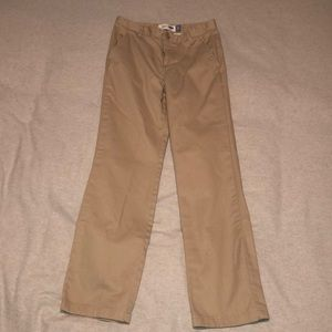Boys Old Navy khakis, Straight fit, Siim